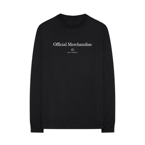 Official Merchandise Long Sleeve
