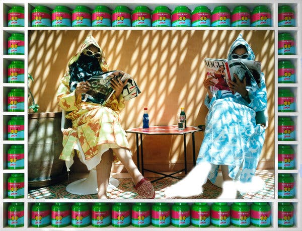 Gnawa Music and Simo Lagnawi - Can Pep Rey Magazine