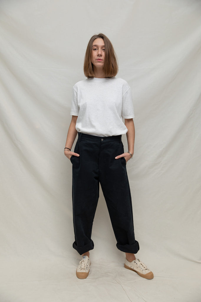 Miner's Pants Unisex in Cotton