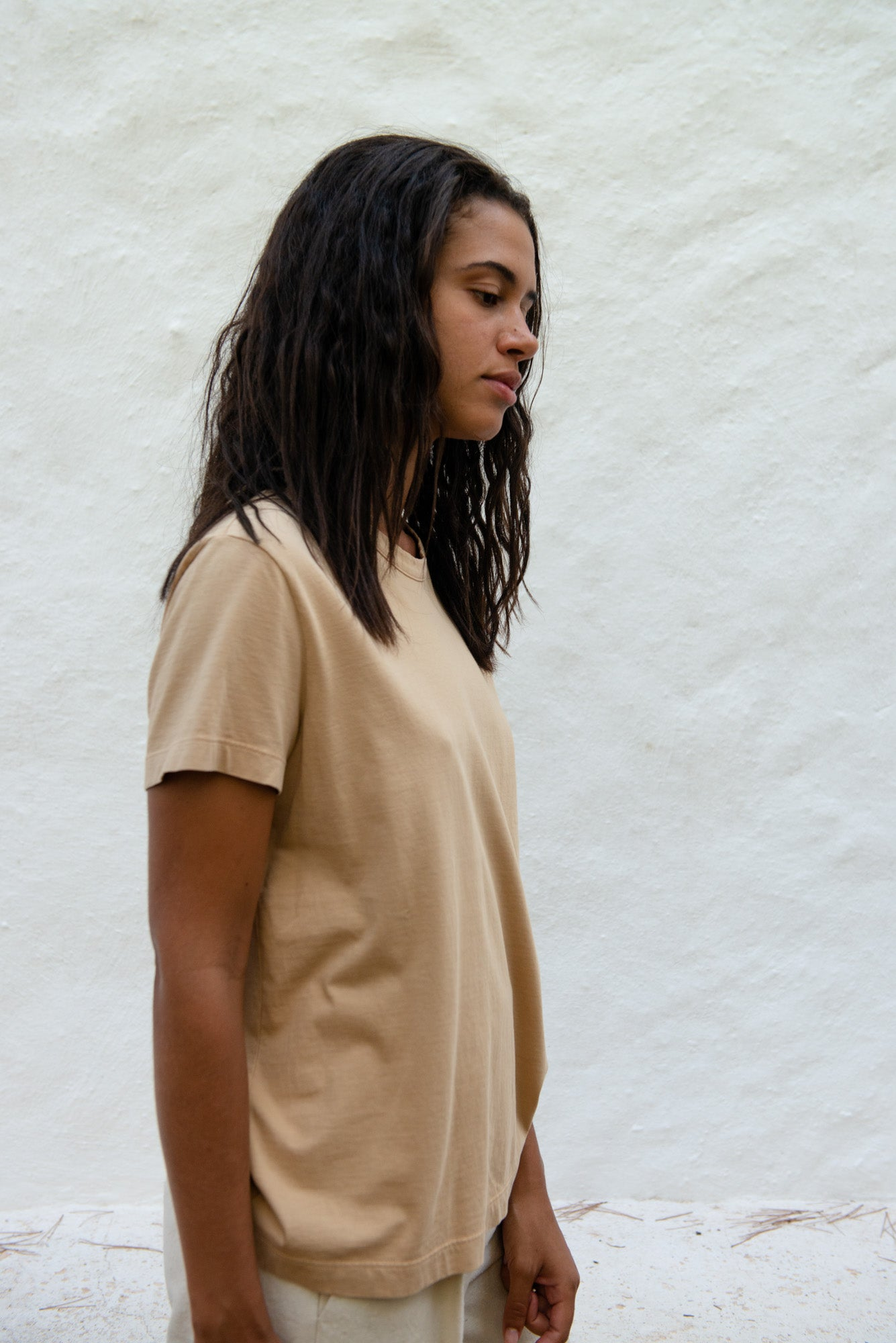 Simple Cotton T-Shirt