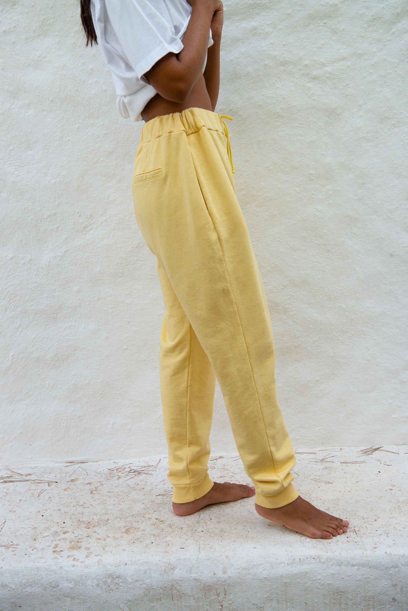 Organic and Recycled Cotton Sweatpants