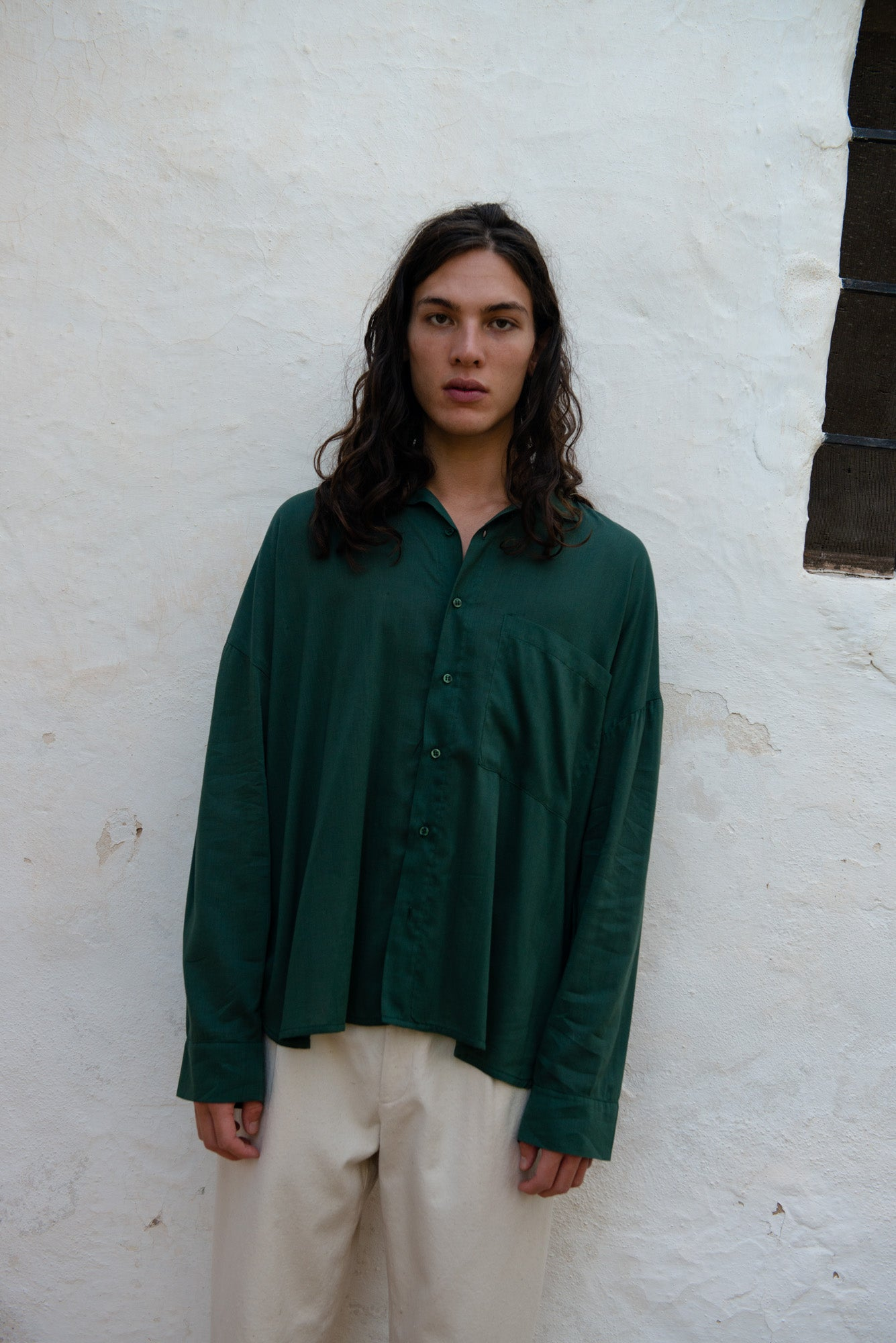 Unisex Cotton Modal Shirt