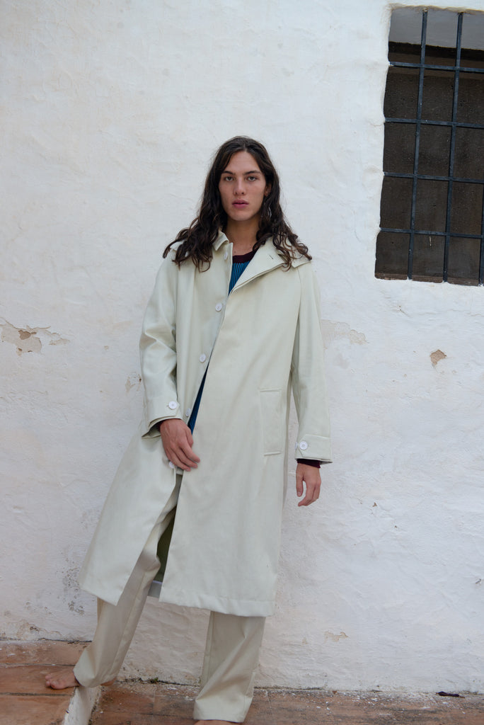 Waterrepellent Trench Coat