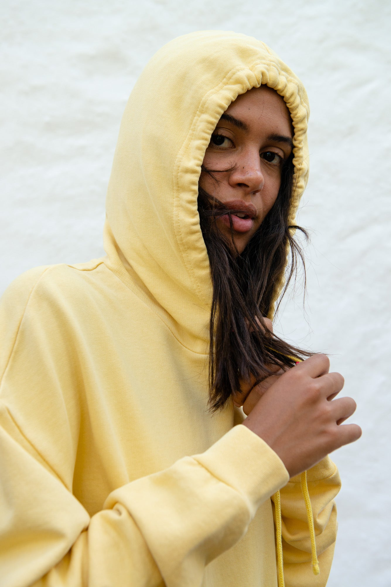 Organic and Recycled Cotton Unisex Hoodie