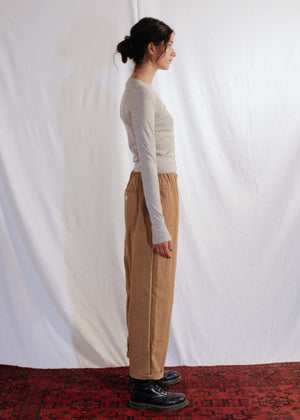 Pants Alphonse in Cotton Polyamide