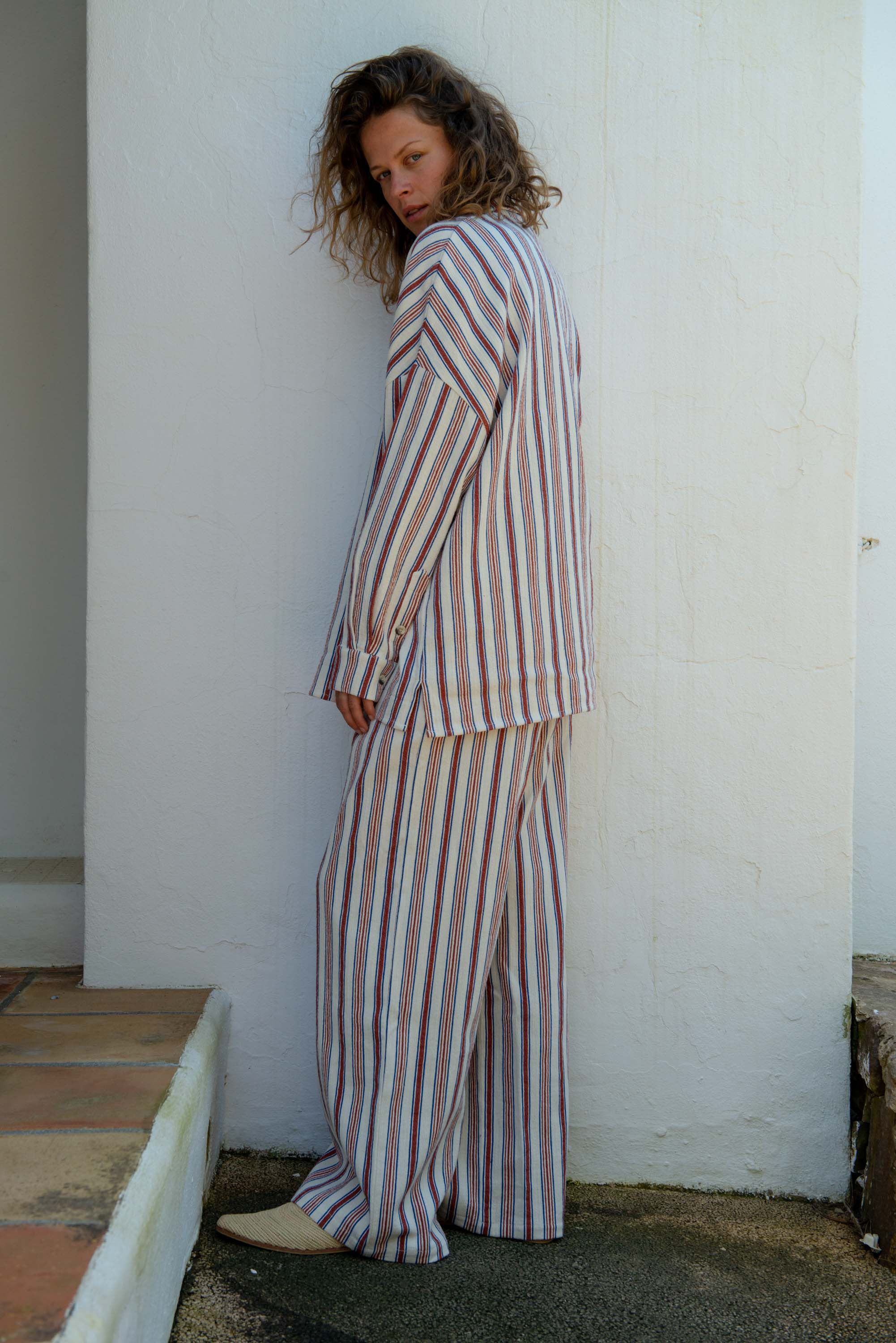 Murielle Pants in Striped
