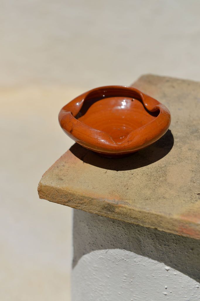 Clay Ashtray