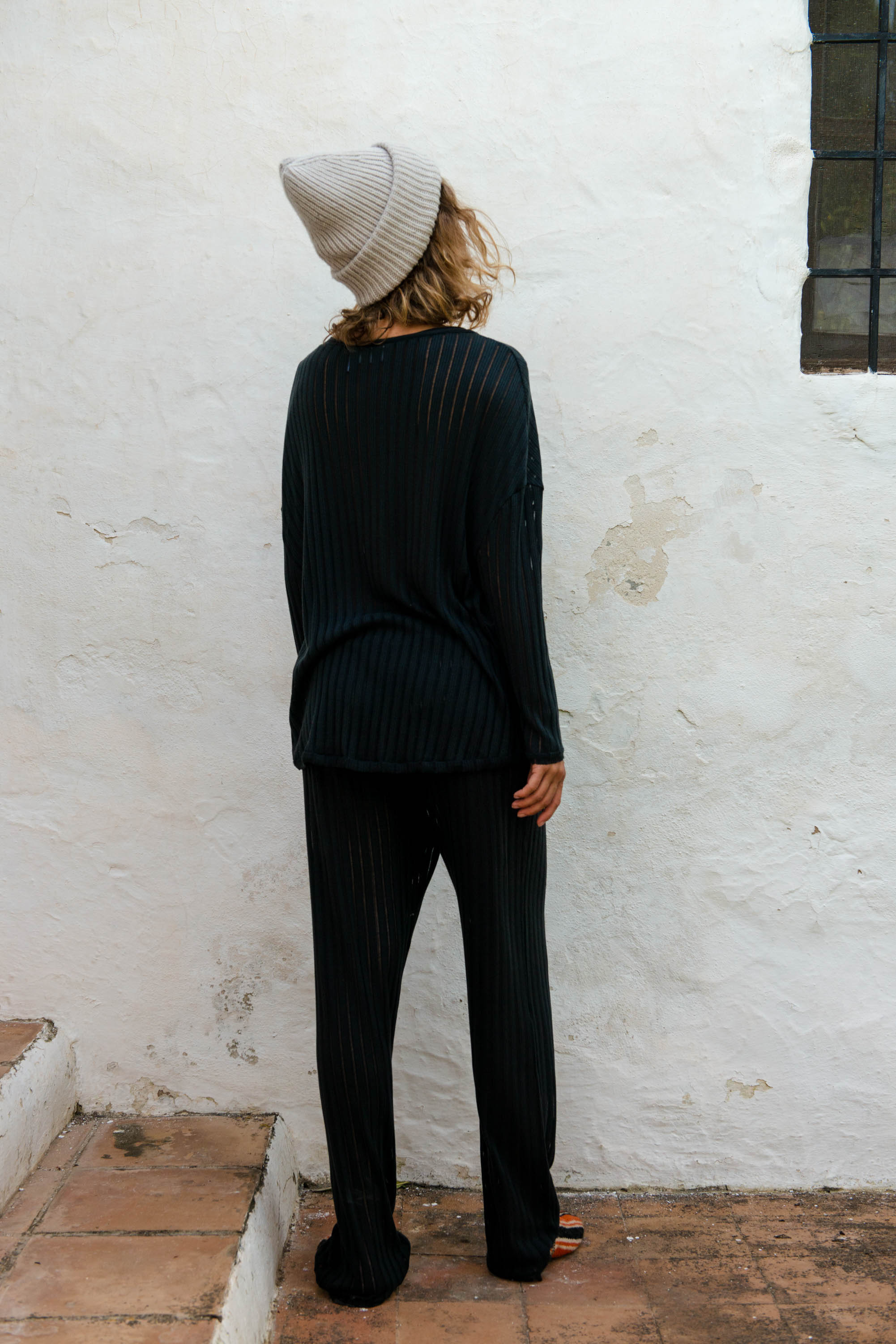 Pauli Cardigan in Black
