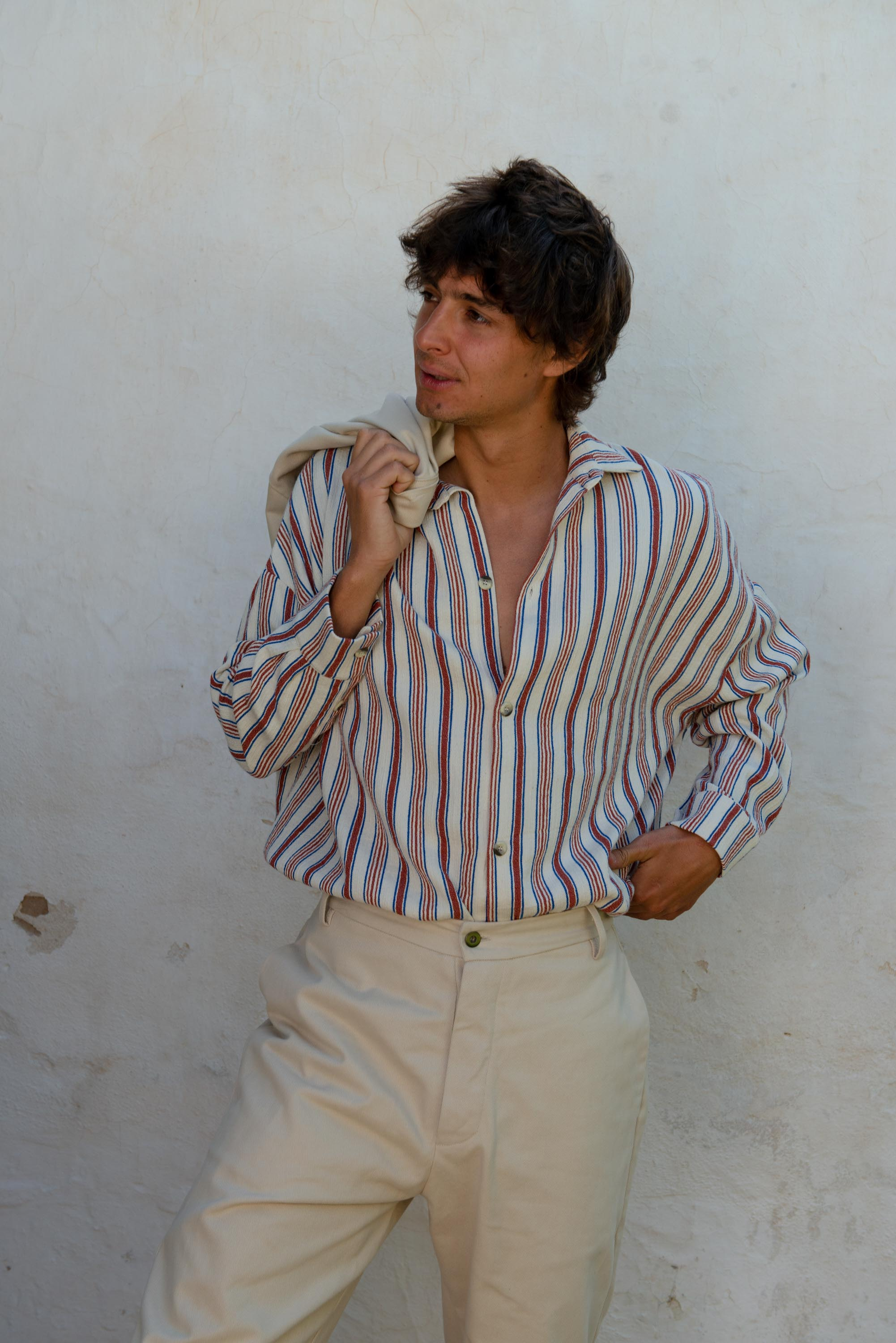 Pablo Shirt in Striped