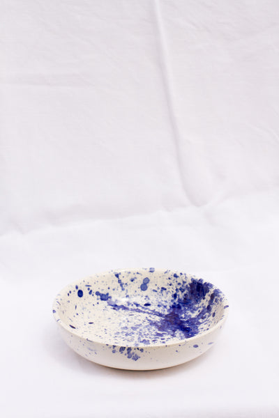 Medium Colored Clay Bowl