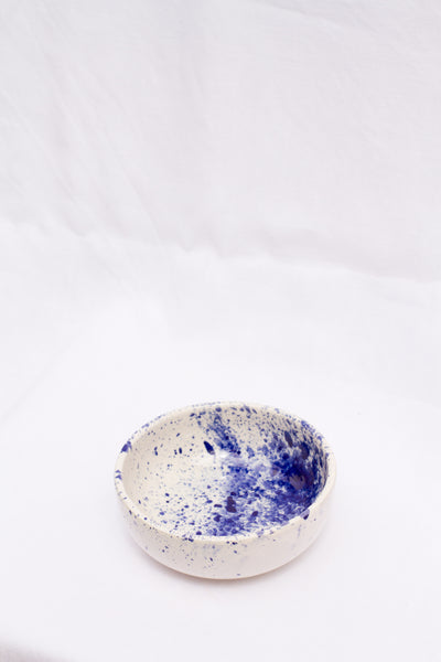 Small Colored Clay Bowl