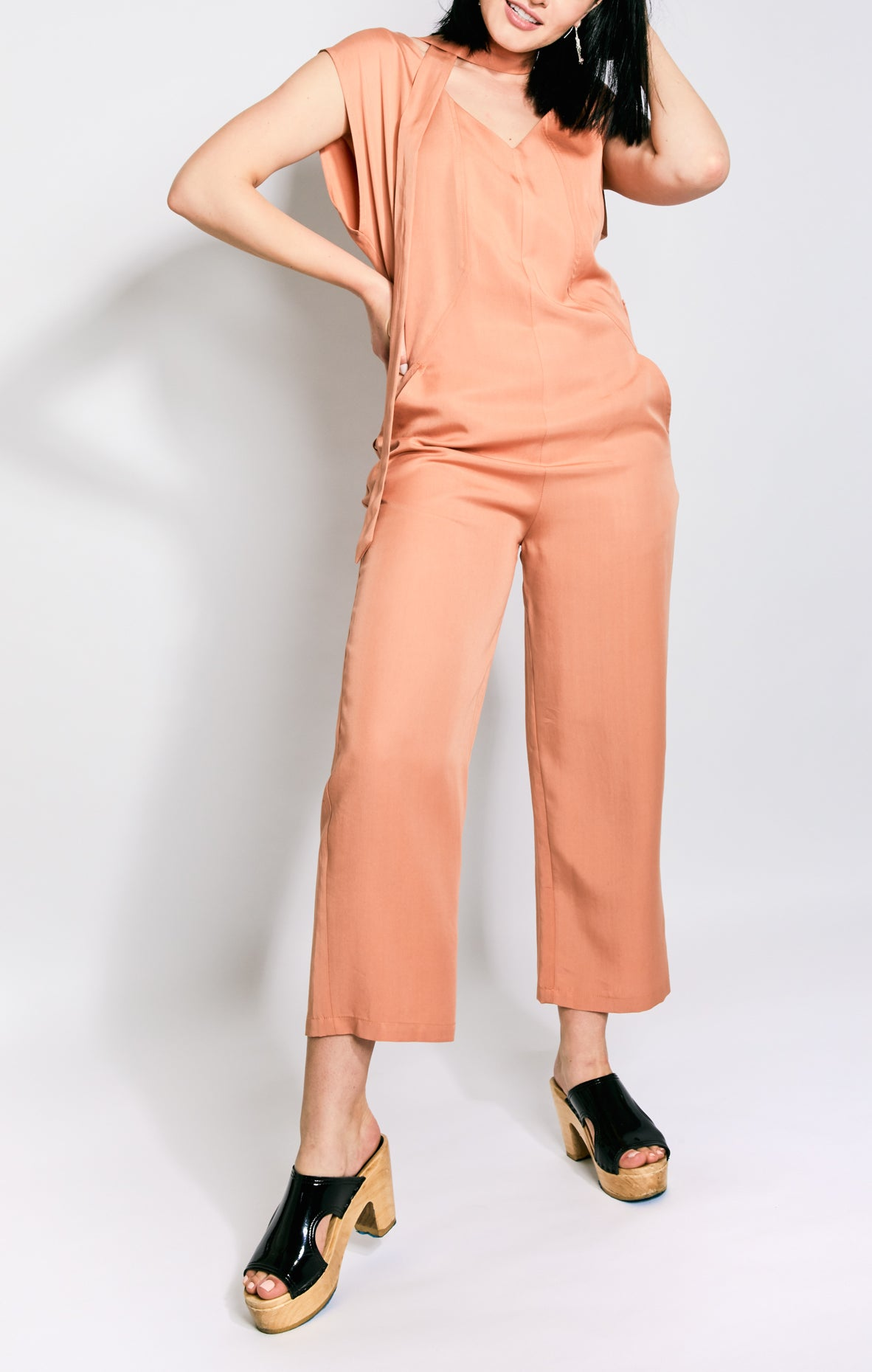 Eve Gravel Citronnier Jumpsuit