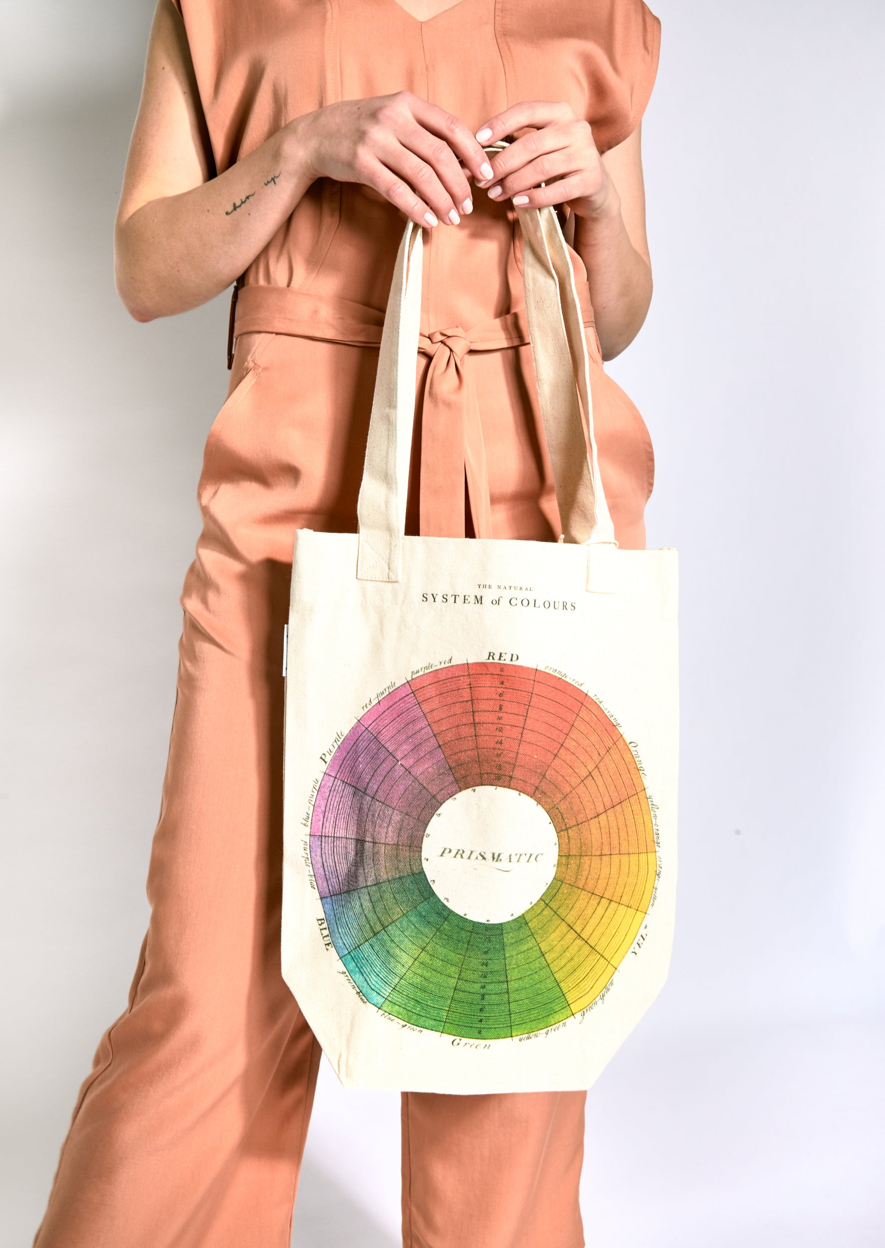 System Of Colors Tote