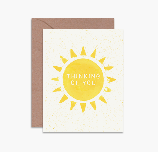 Daydream Prints - Thinking of You Card