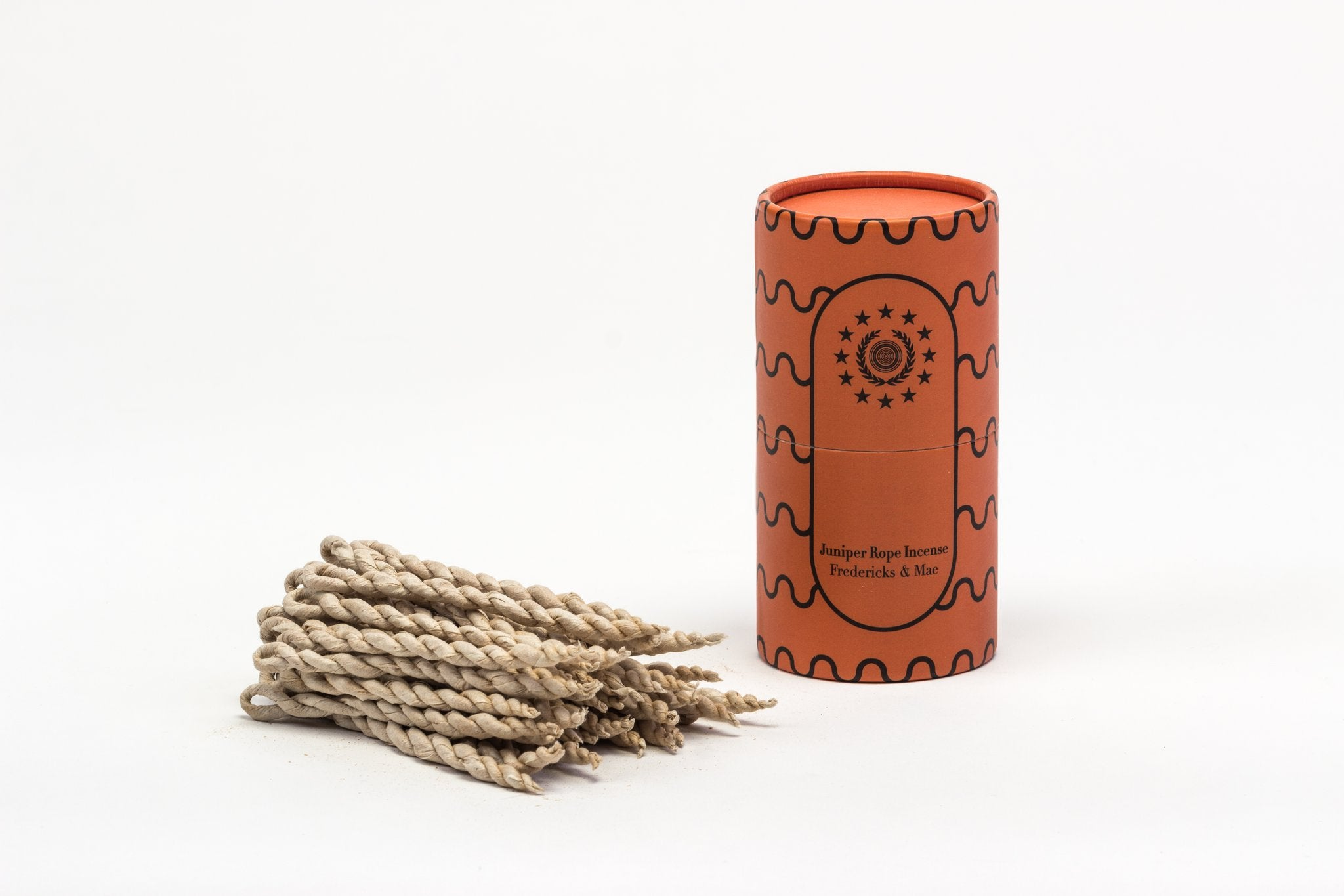 Fredericks and Mae Rope Incense