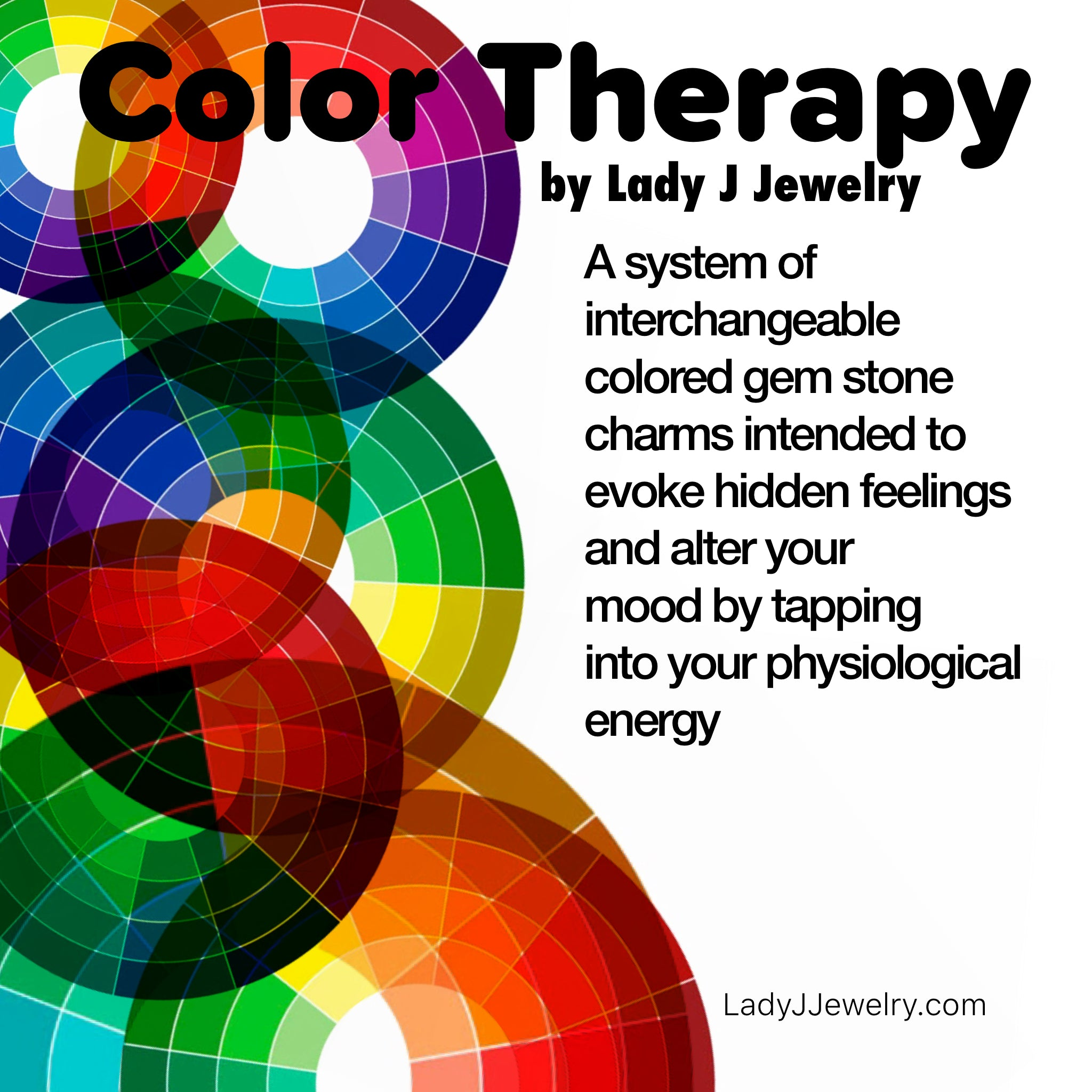 Color Therapy Charms