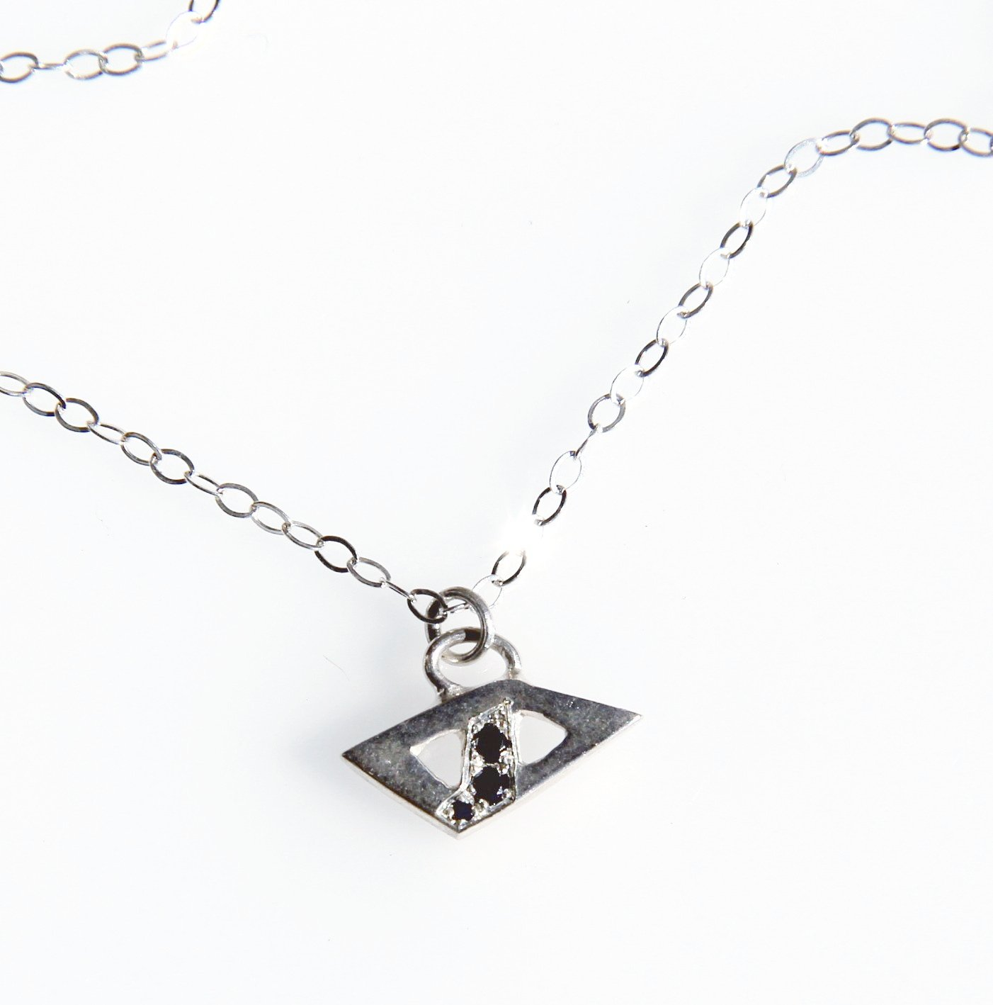 Diamond Dog Necklace