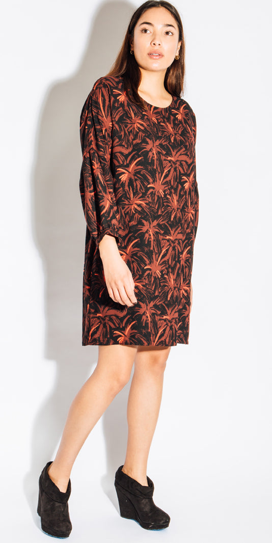 Eve Gravel Fleurs Du Mal Dress