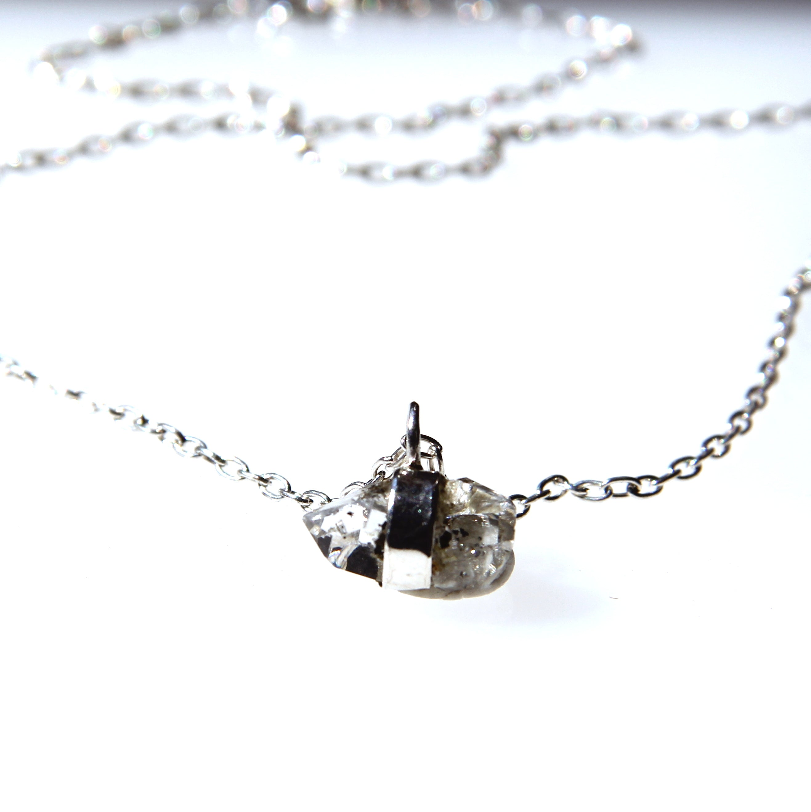 Herkimer Necklace