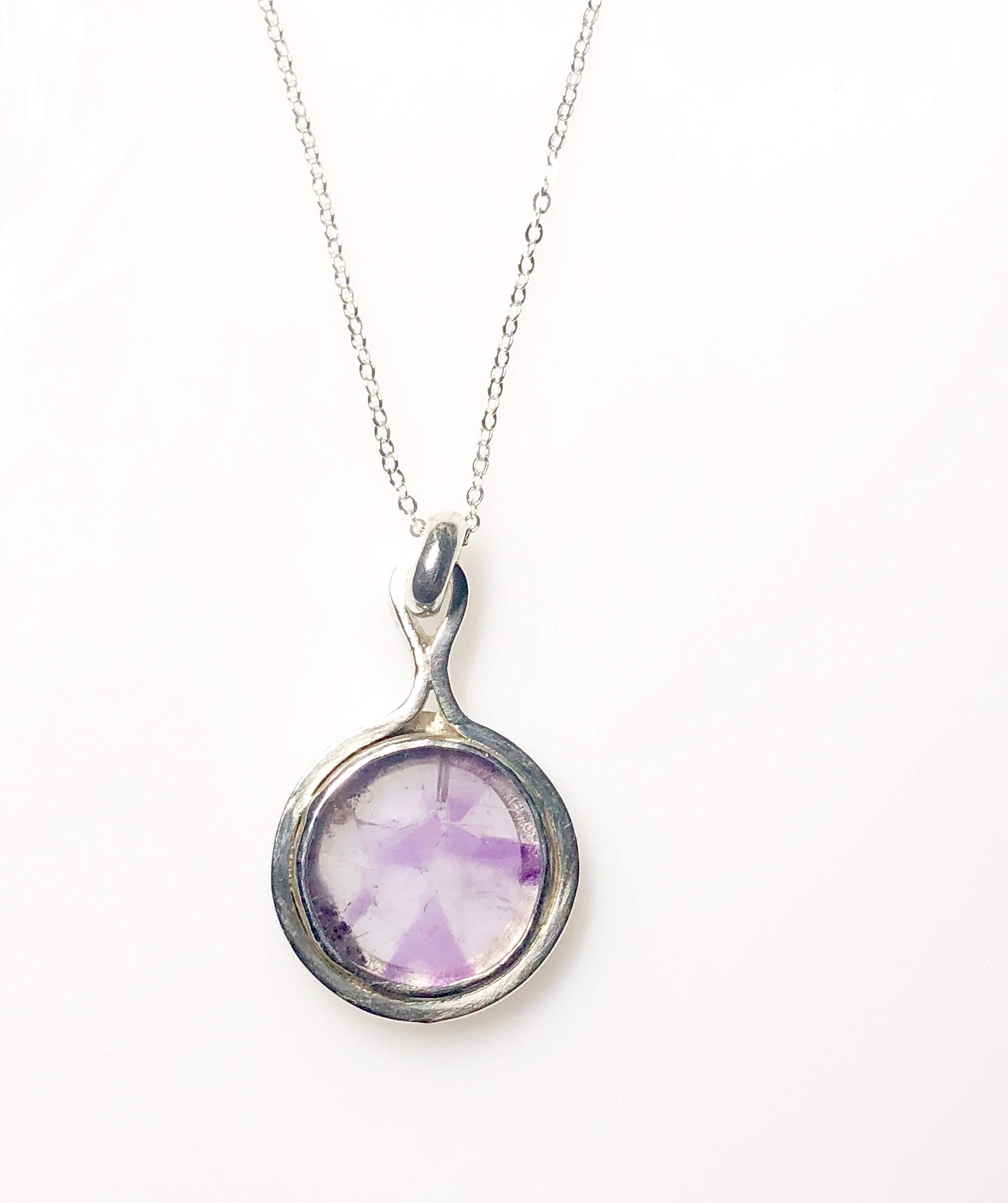 Looking Glass Super Seven Necklace