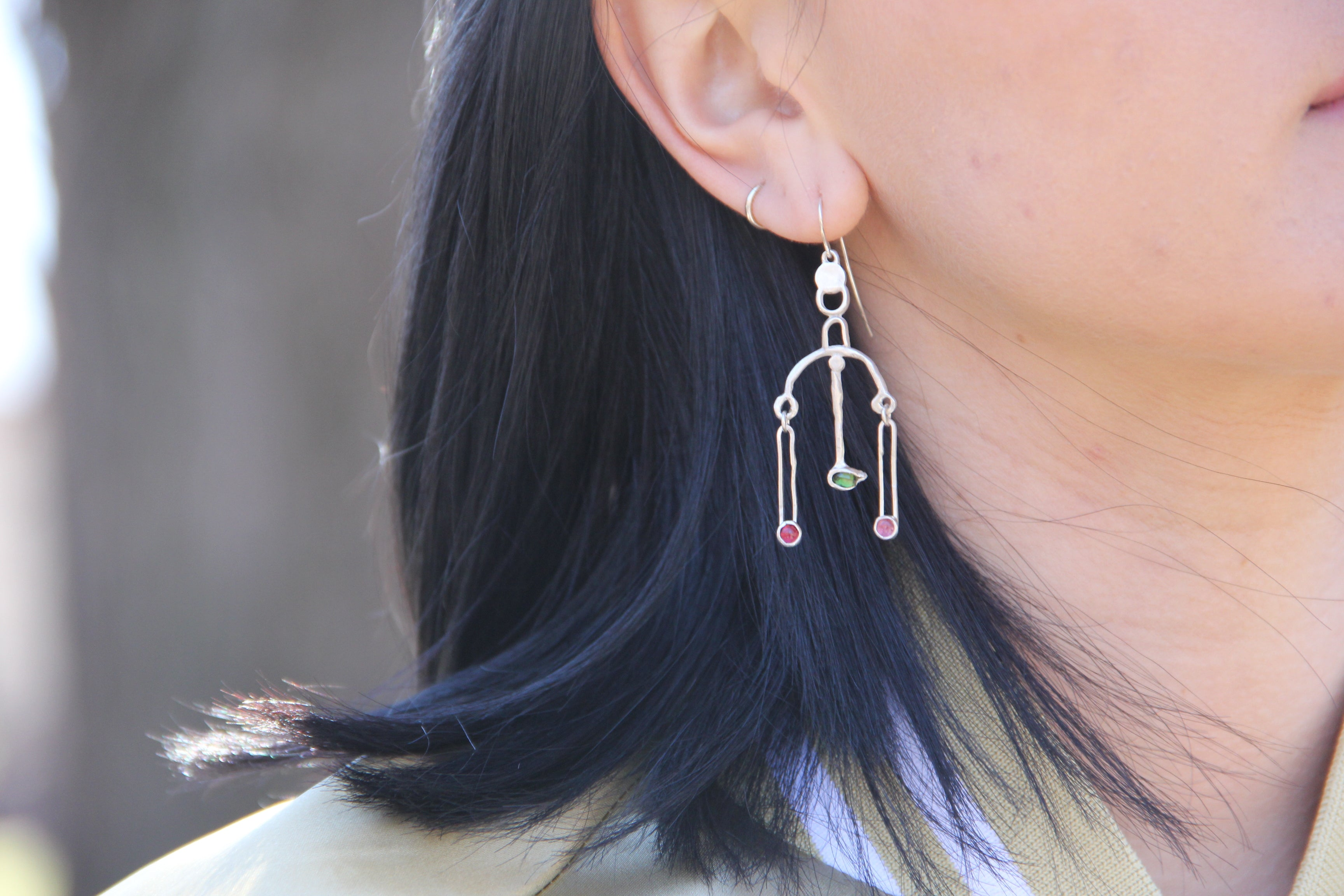 Irati Arc Earrings