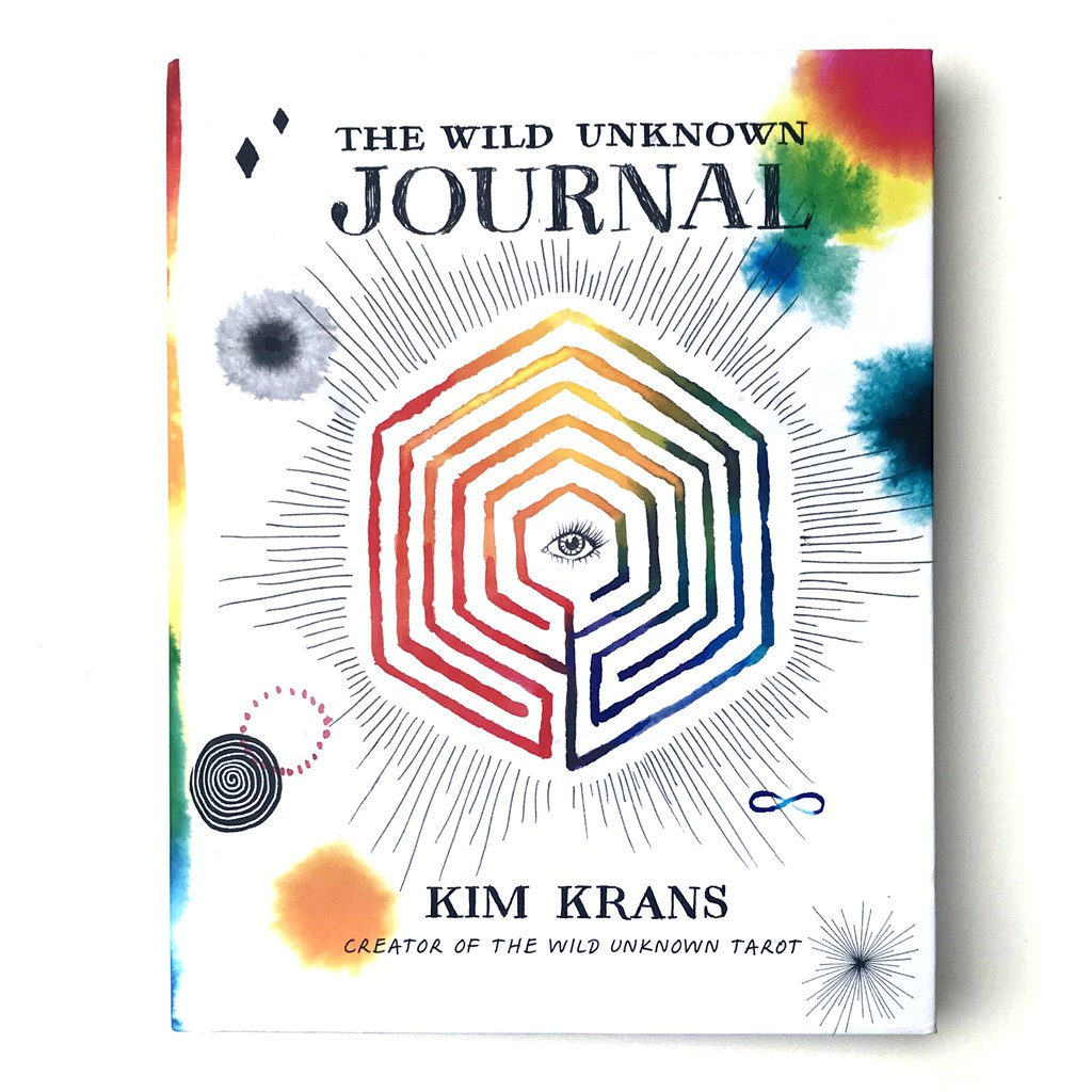 The Wild Unknown Journal Book