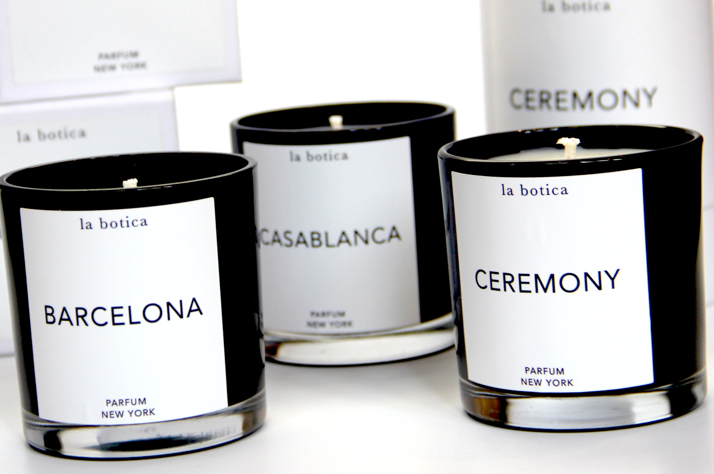 la Botica Ceremony Candle
