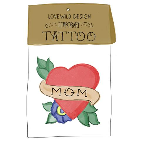 Lovewild Temp Tattoos