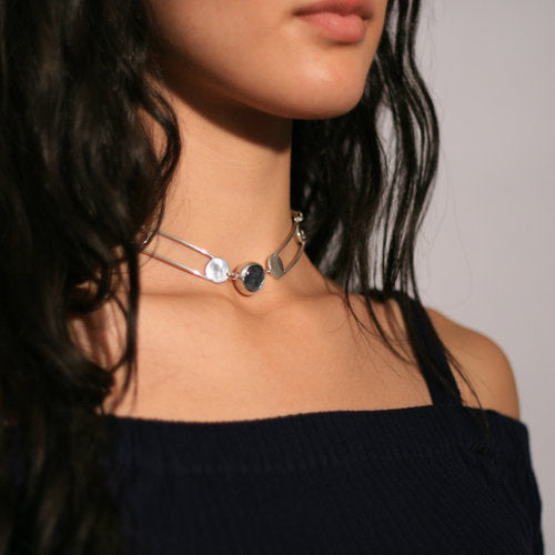 Moonage Day Dream Collar Necklace