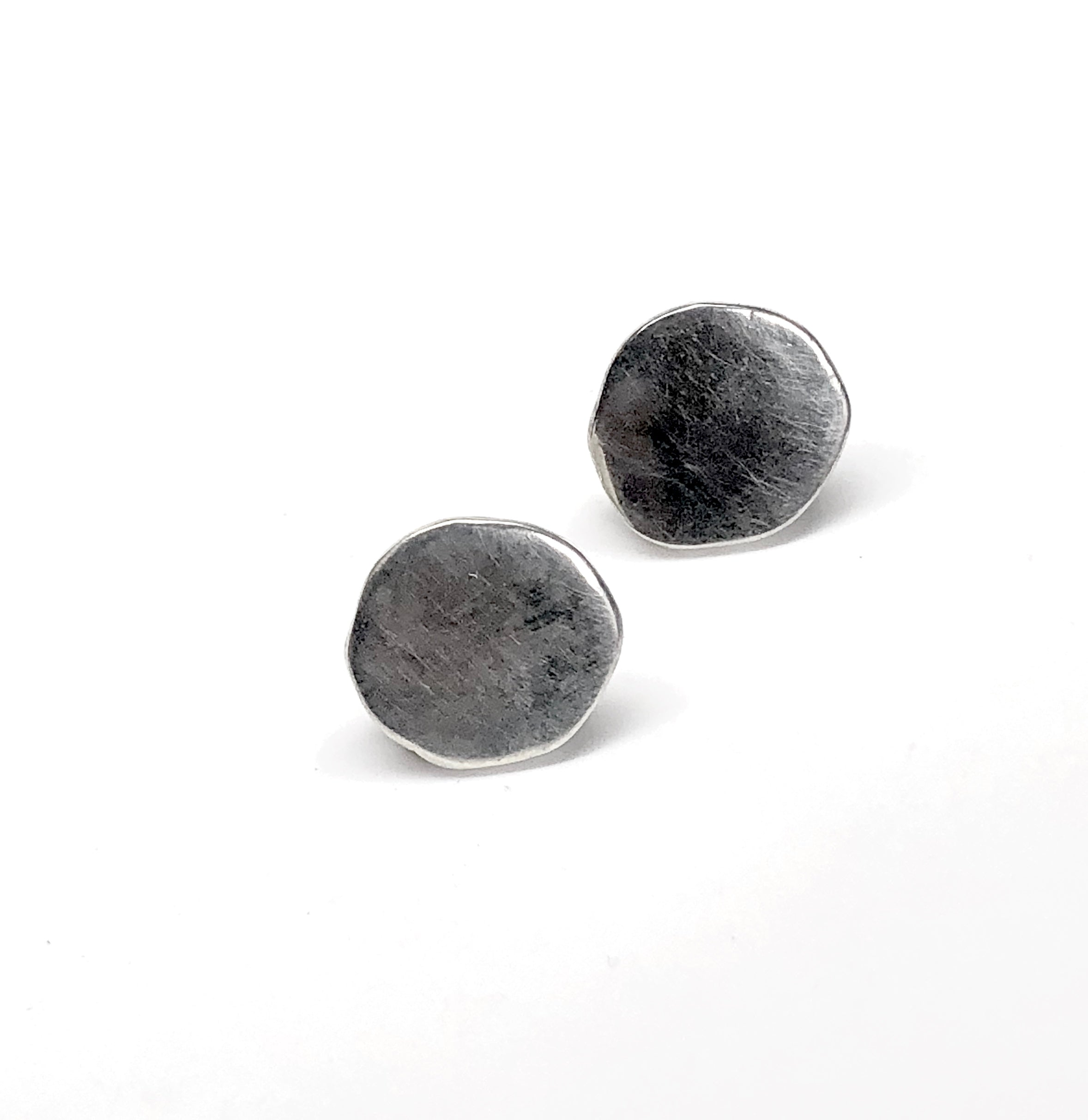 Moonage Stud Earrings