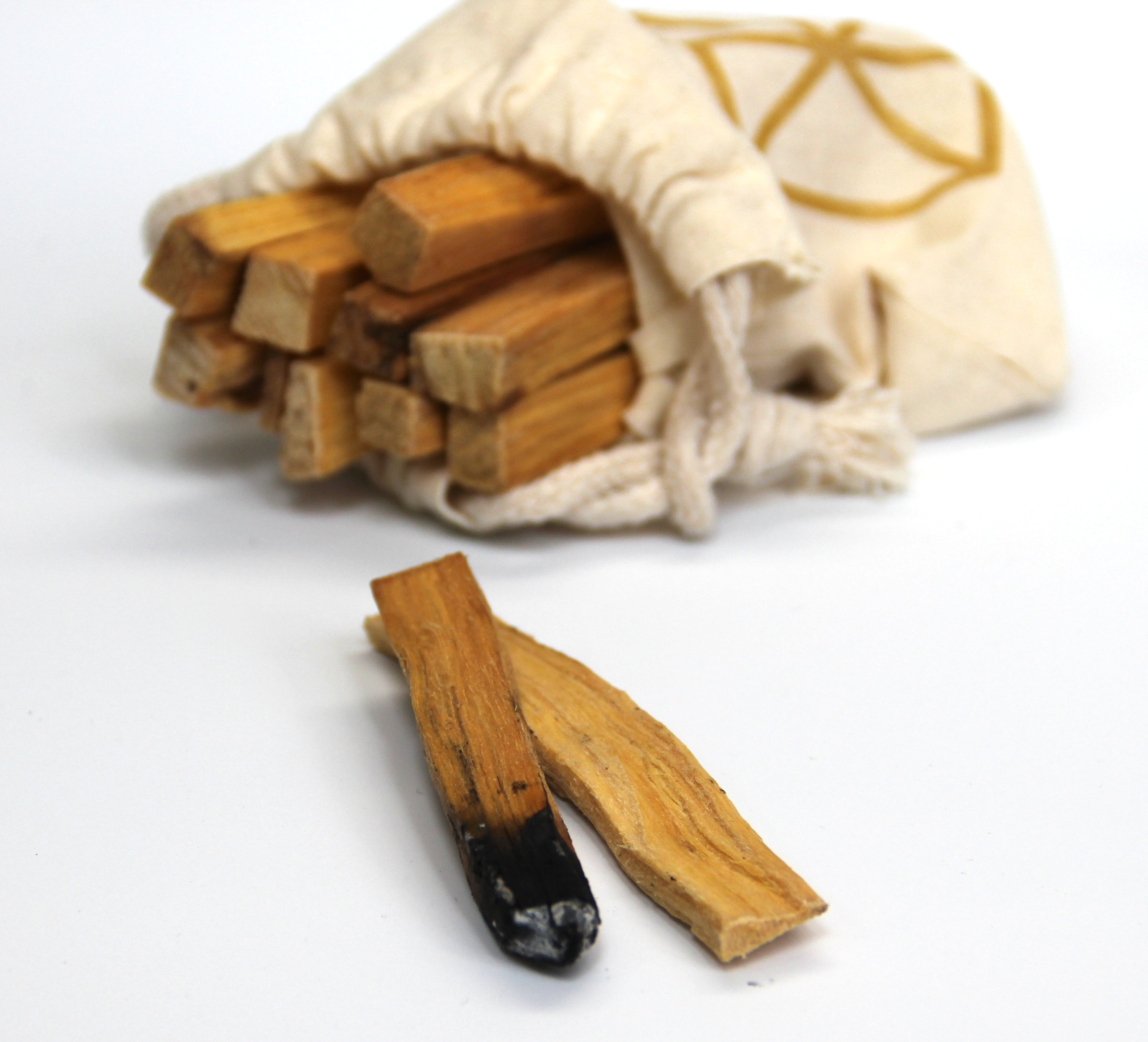 Morphologically Palo Santo