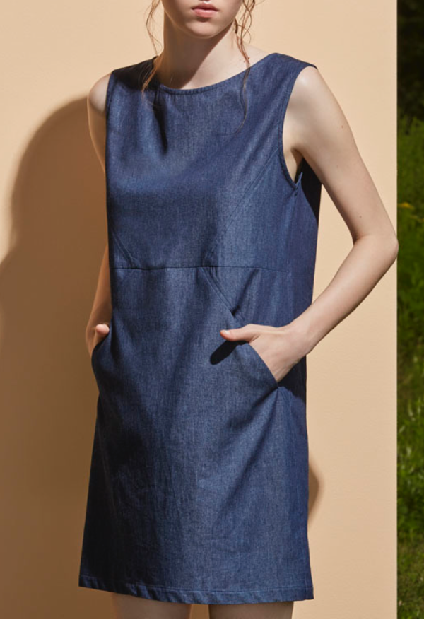 Eve Gravel Deux Montagnes Dress