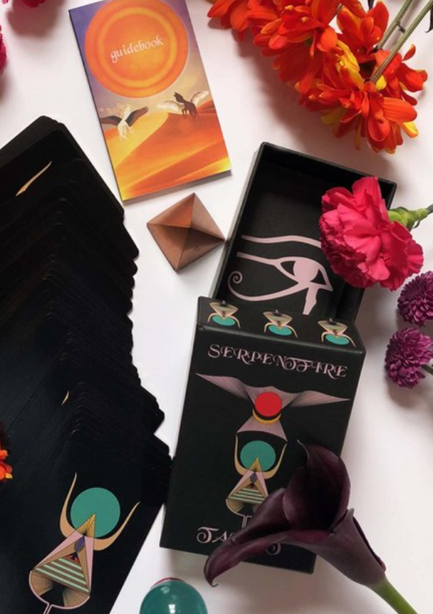 Serpentine Tarot Card Deck