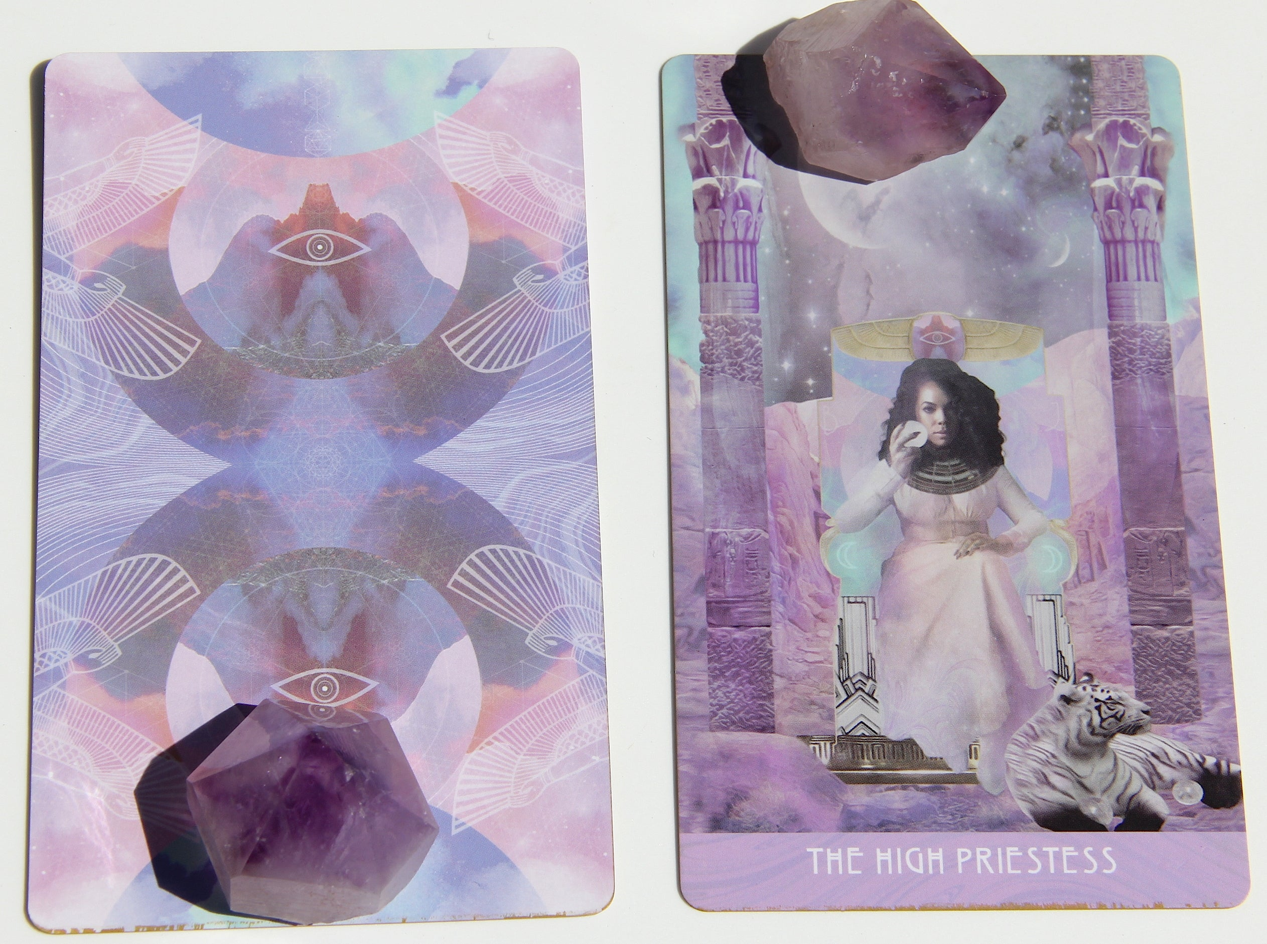 The Starchild Tarot Deck