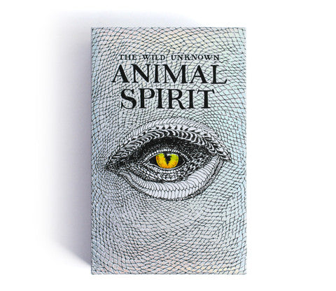 Animal Spirit Cards and Guide Book Gift Set