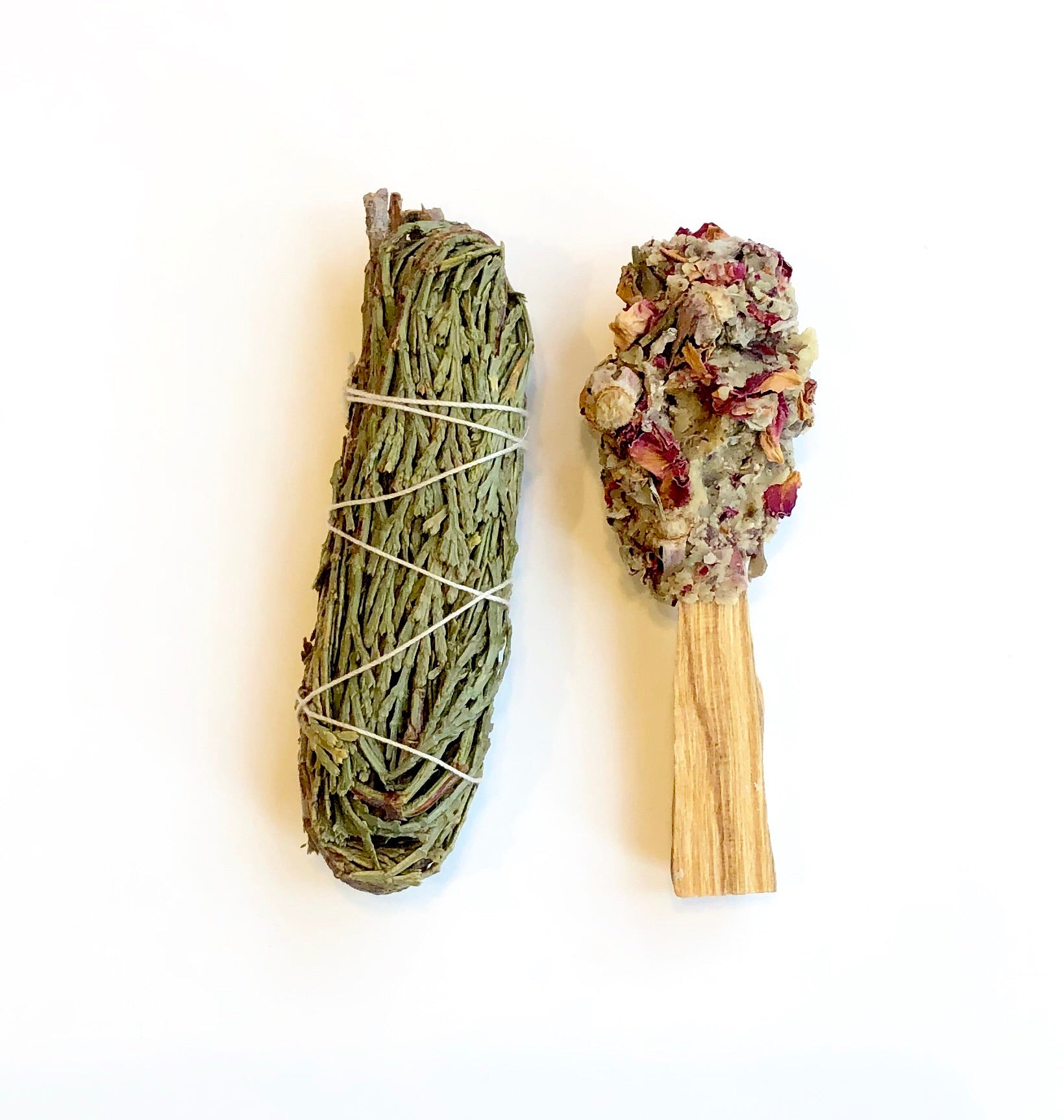 Palo Santo Pop or Cedar Bundle