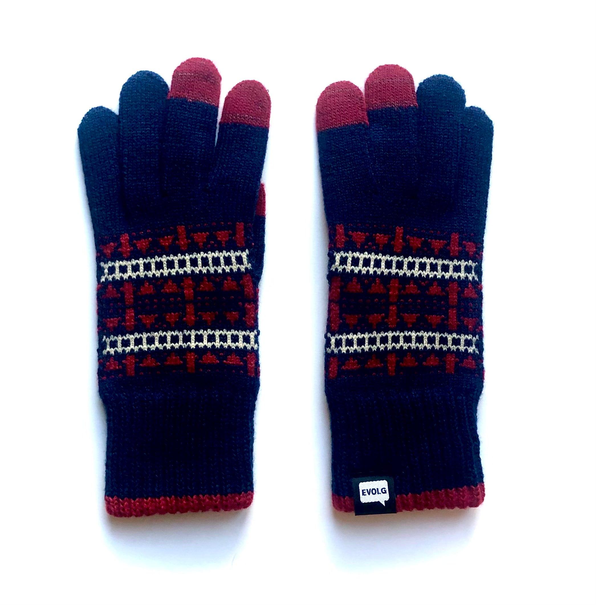 Evolg winter gloves