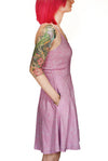 Mary Meyer Crisscross Dress in Pink