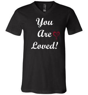 February Affirmation Tee- You Are Loved