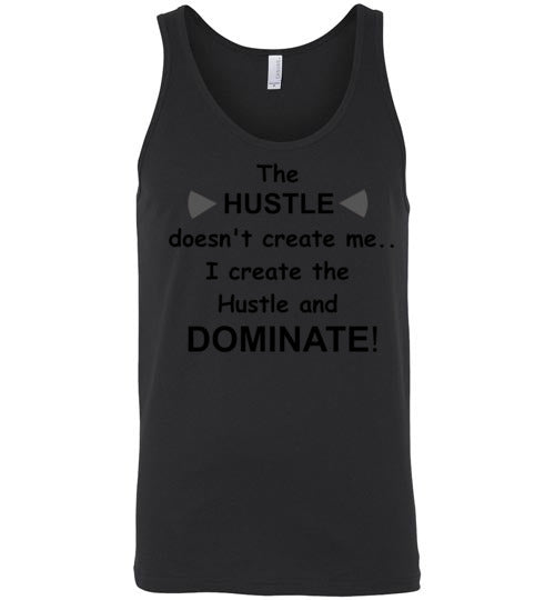 Dominate unisex Tee and Tank