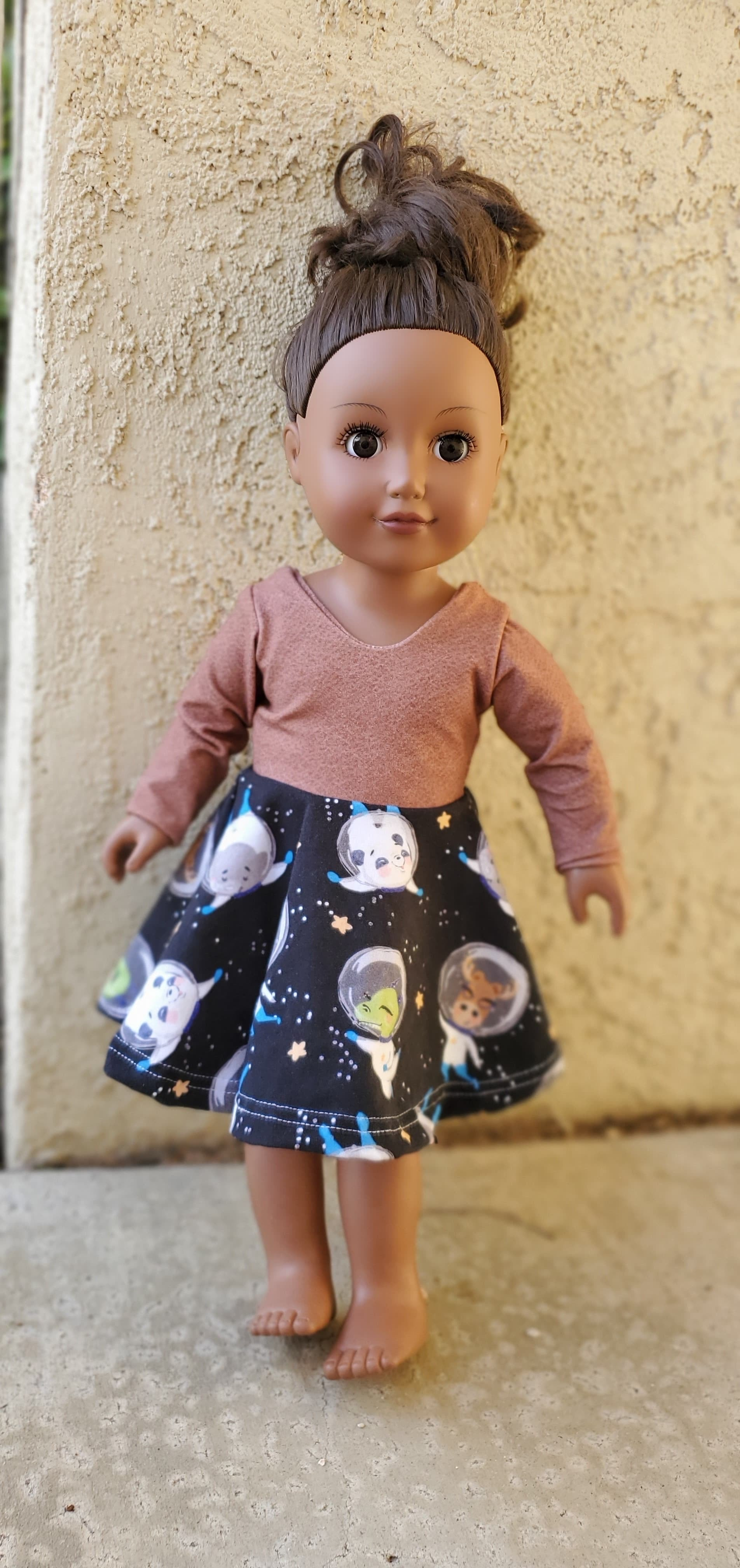 Space Babe - Dolly Dress