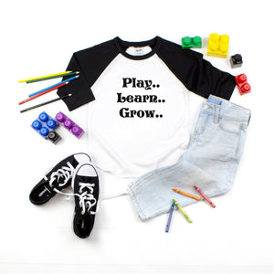 Play, Learn, Grow Kids Raglan