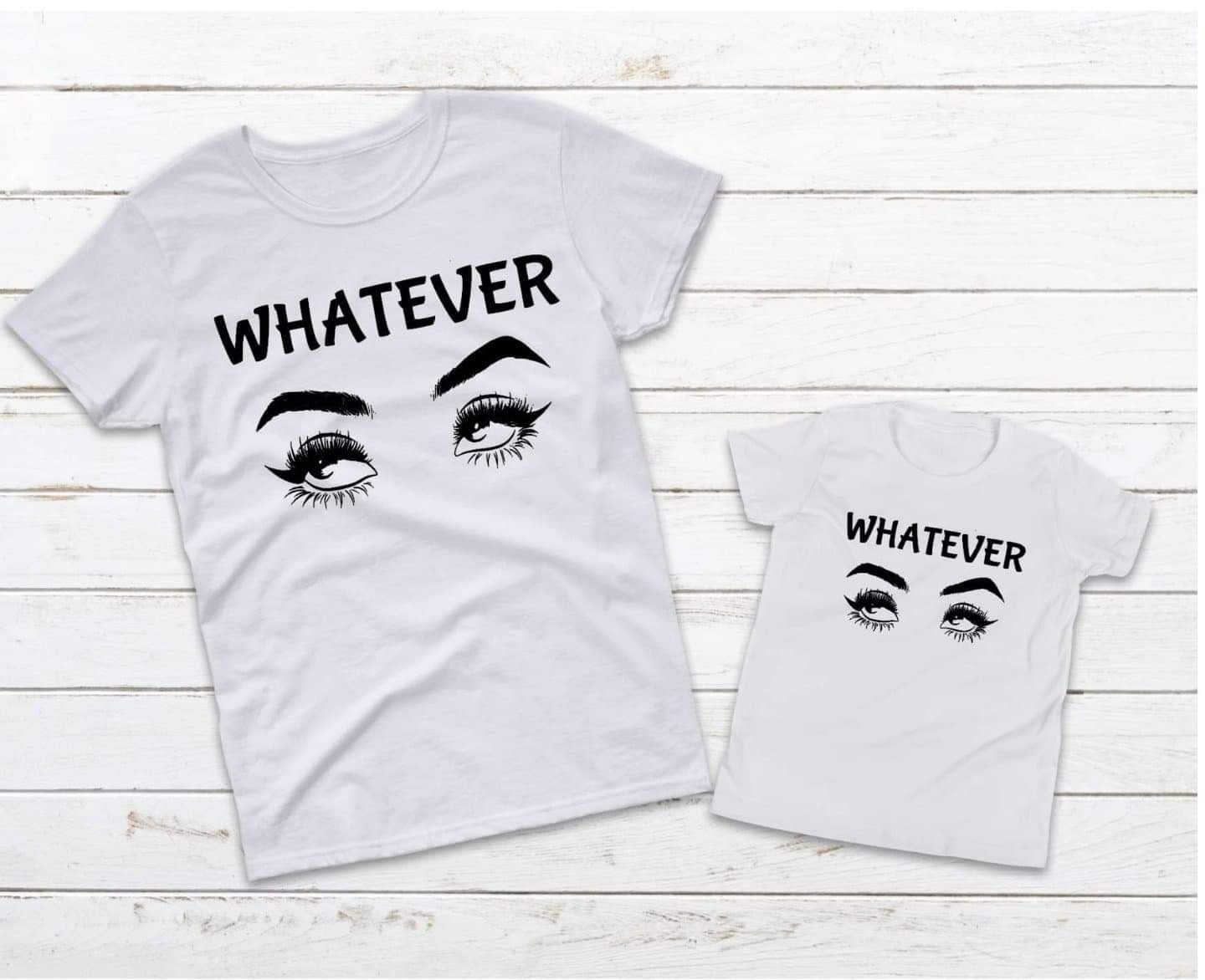 Whatever - Adult Tee