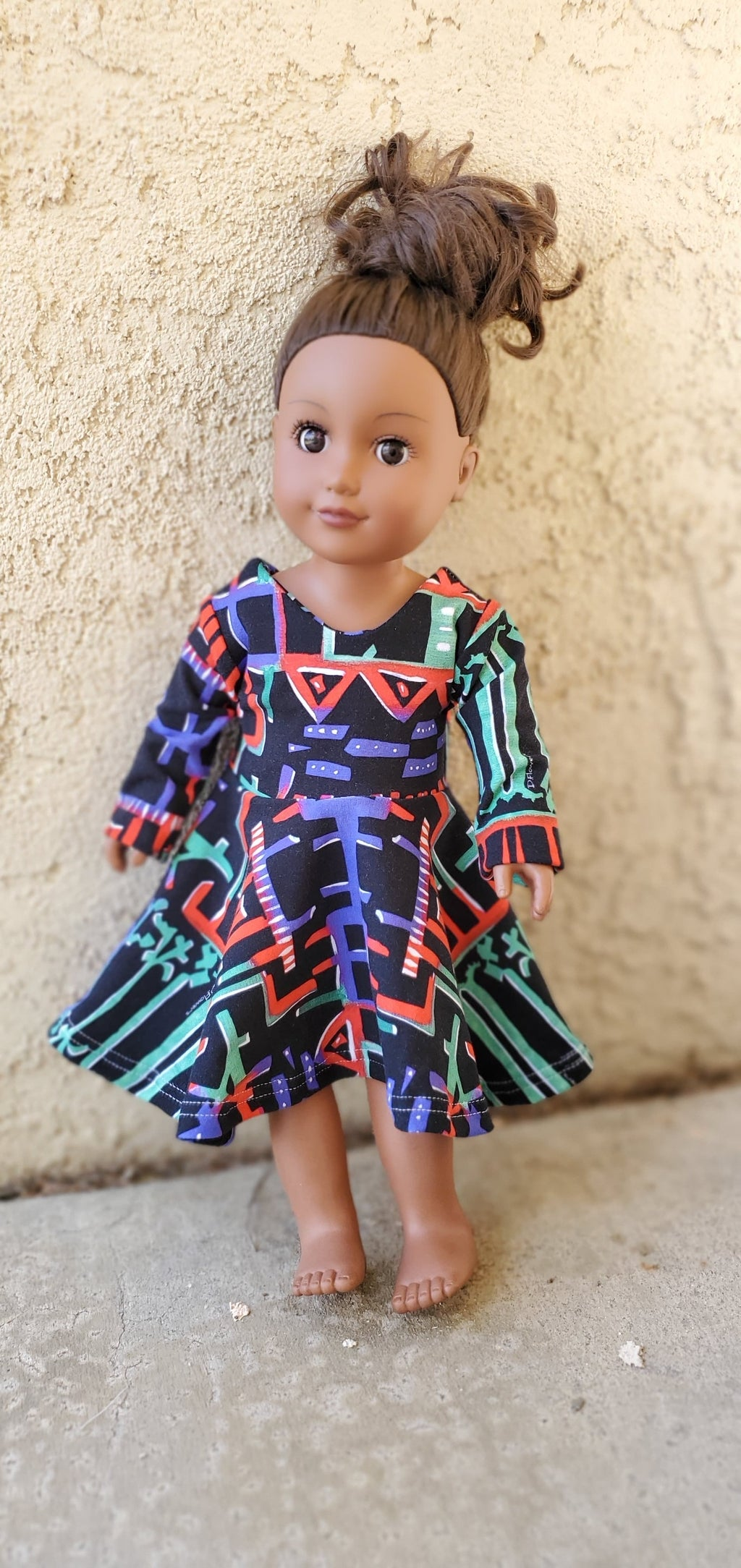 Modern - Dolly Dress