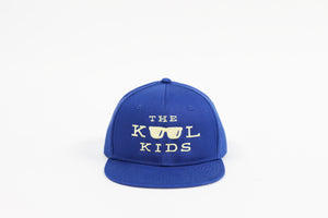 YELLOW KOOL FLAT BILL HAT