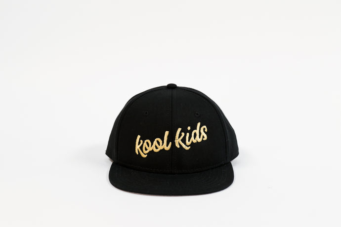 GOLD KOOL FLAT BILL HAT