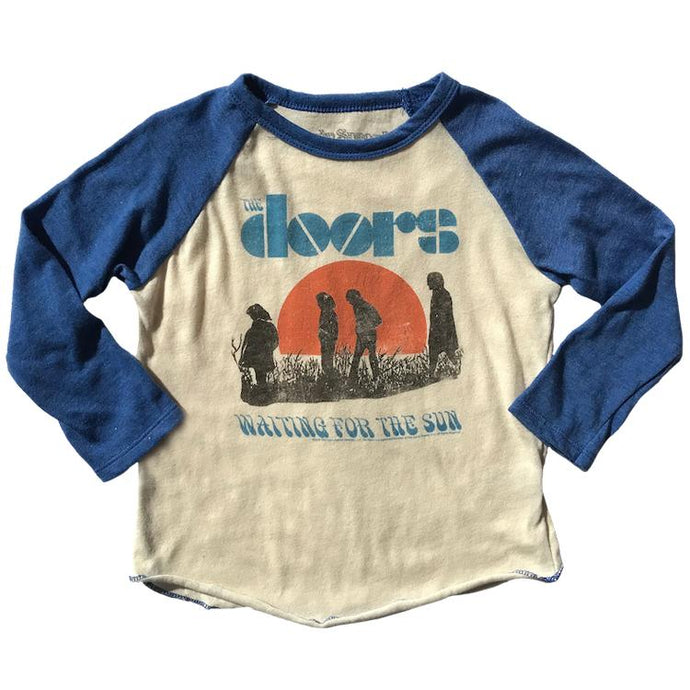 THE DOORS PREMIUM RAGLAN TEE