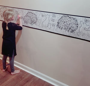 2 Coloring Borders/Rolls 10FT LONG