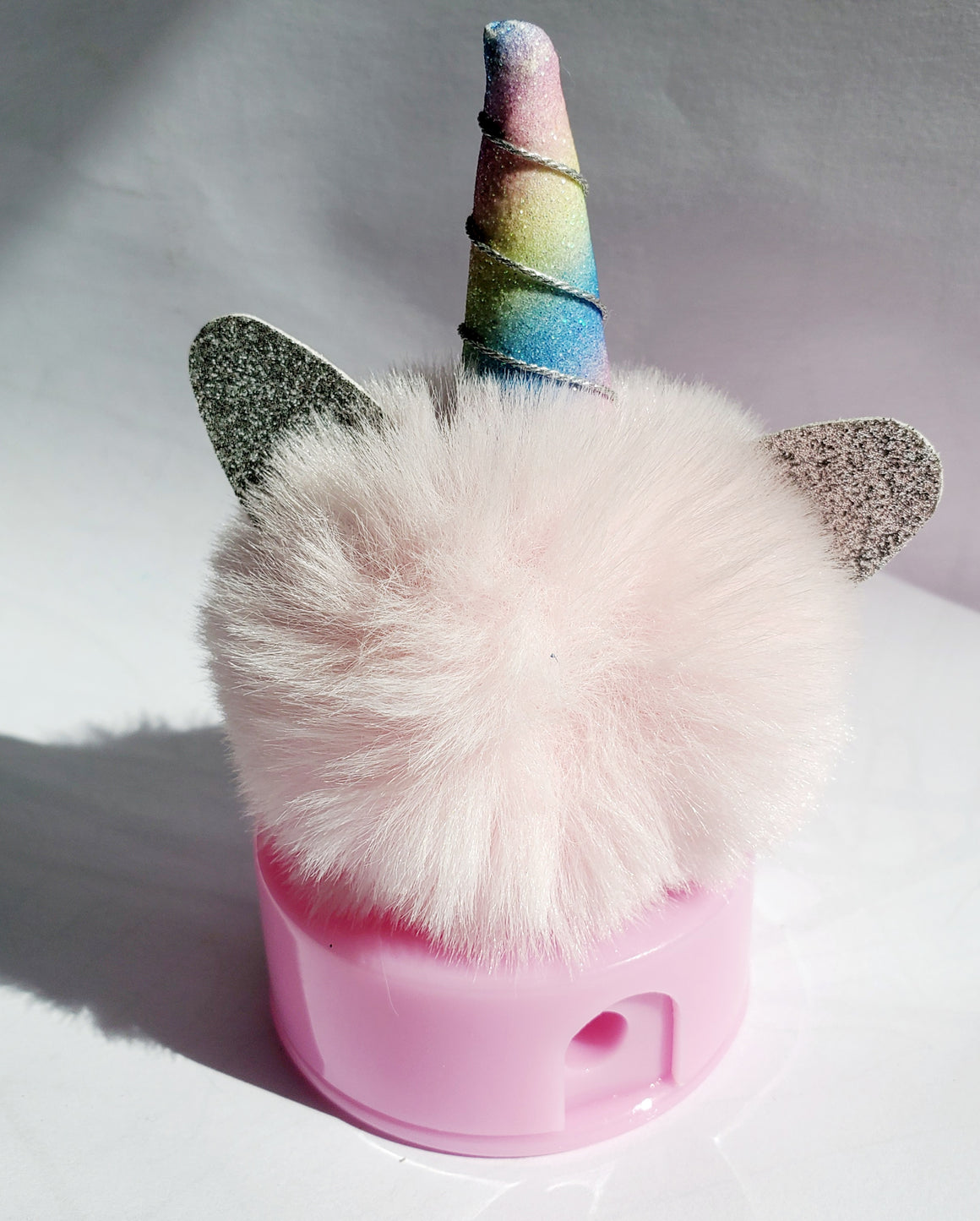FUZZY UNICORN SHARPENER