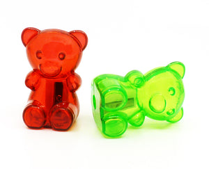 2ct Candy Bear Sharpeners